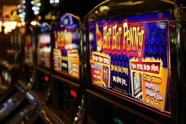 Играть в игровые автоматы онлайн в казино Вулкан