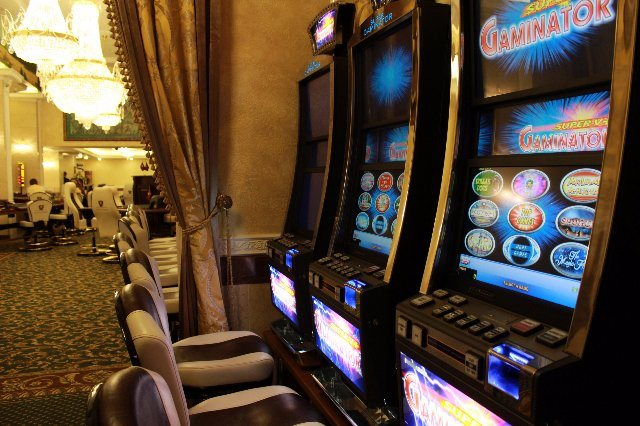 Игровые автоматы казино Вулкан Престиж