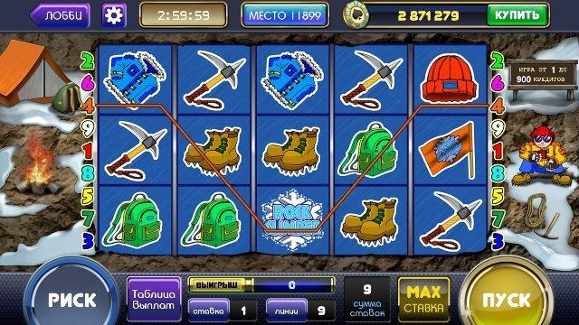 Казино Рокс - официальный сайт для игры в автоматы